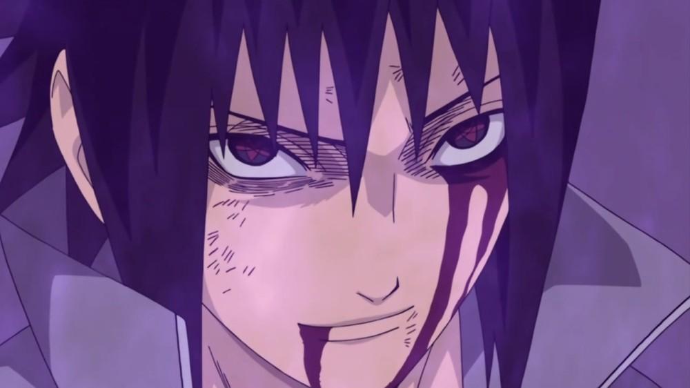 Sasuke mangekyo sharingan