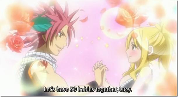 Natsu and Lucy 2b