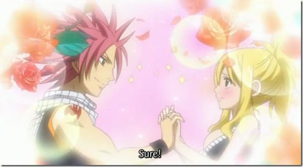 Natsu and Lucy 3b