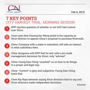 City News 3 Feb 2015 Morning