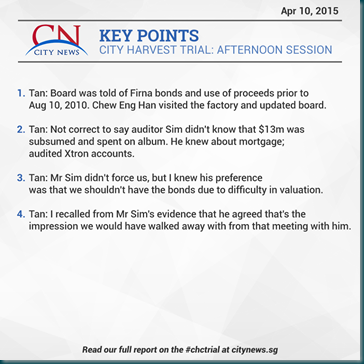 City News 10 April 2015 Afternoon