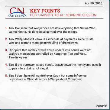 City News 10 April 2015 Morning
