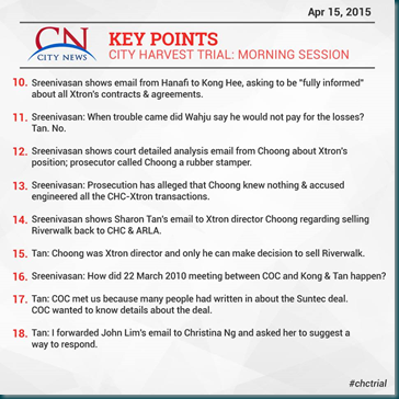 City News 15 April 2015 Morning 2