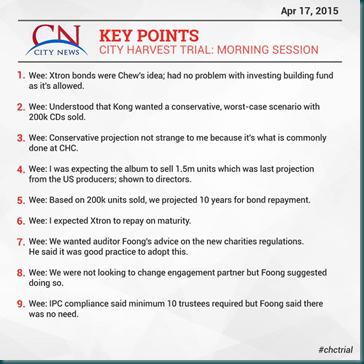 City News 17 April 2015 Morning 1