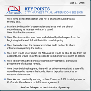 City News 27 Apr 2015 Afternoon 1