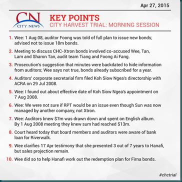 City News 27 Apr 2015 Morning 1