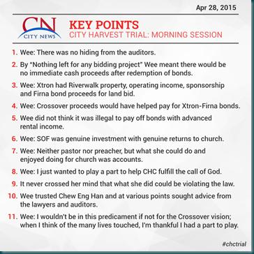 City News 28 Apr 2015 Morning 1