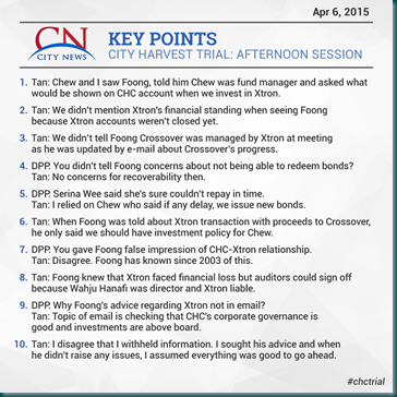 City News 6 April 2015 Afternoon 1