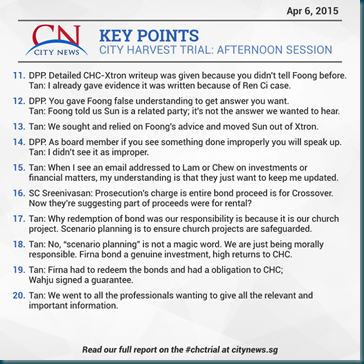 City News 6 April 2015 Afternoon 2