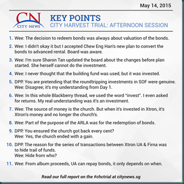 City News 14 May 2015 Afternoon