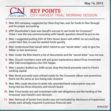 City News 14 May 2015 Morning