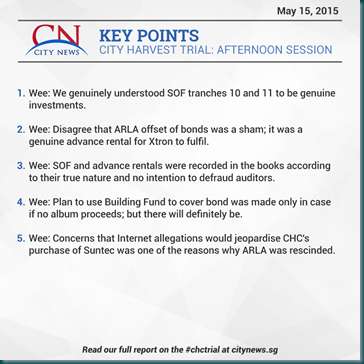 City News 15 May 2015 Afternoon