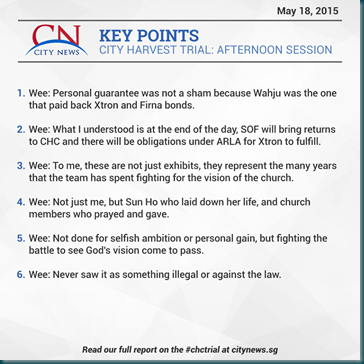 City News 18 May 2015 Afternoon
