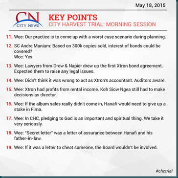 City News 18 May 2015 Morning 2