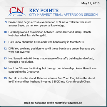City News 19, May, 2015 Afternoon 2