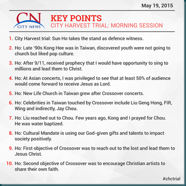 City News 19, May, 2015 Morning 1