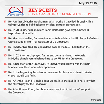 City News 19, May, 2015 Morning 2