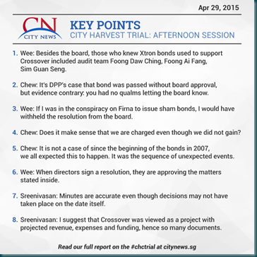 City News 29 Apr 2015 Afternoon