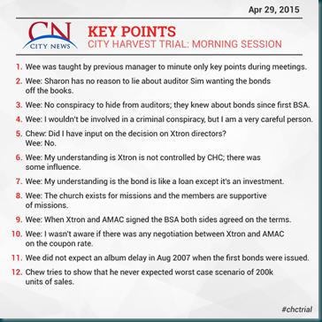 City News 29 Apr 2015 Morning