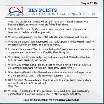 City news 4, May, 2015 Afternoon