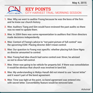 City news 4, May, 2015 Morning 1