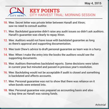 City news 4, May, 2015 Morning 2