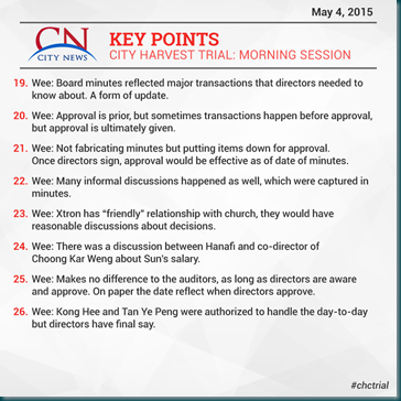City news 4, May, 2015 Morning 3