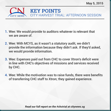 City News 5 May 2015 afternoon