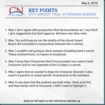 City News 6 May 2015 Afternoon