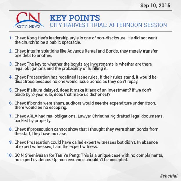 City News 10 September 2015 Afternoon 1