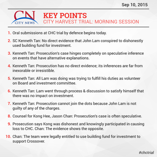 City News 10 September 2015 Morning 1
