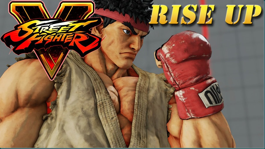 Street Fighter V Rise Up