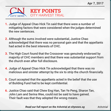 CHC Trial 7, April, 2017